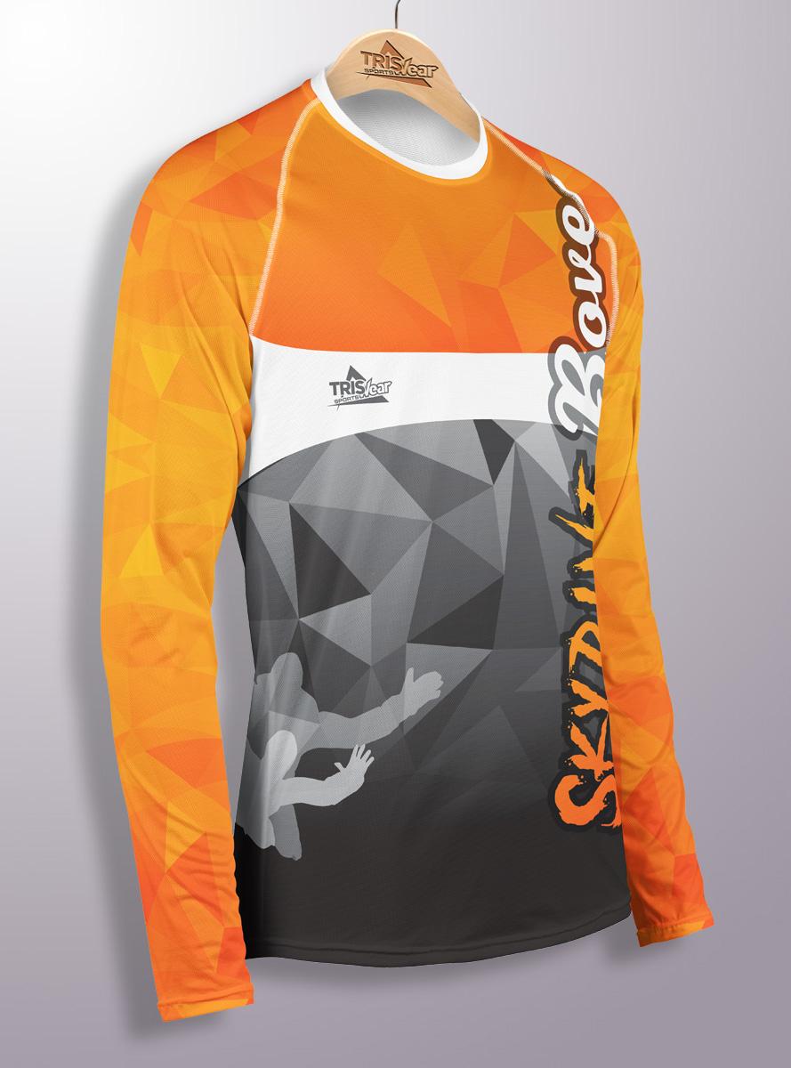 Majica SkyDive Bovec
