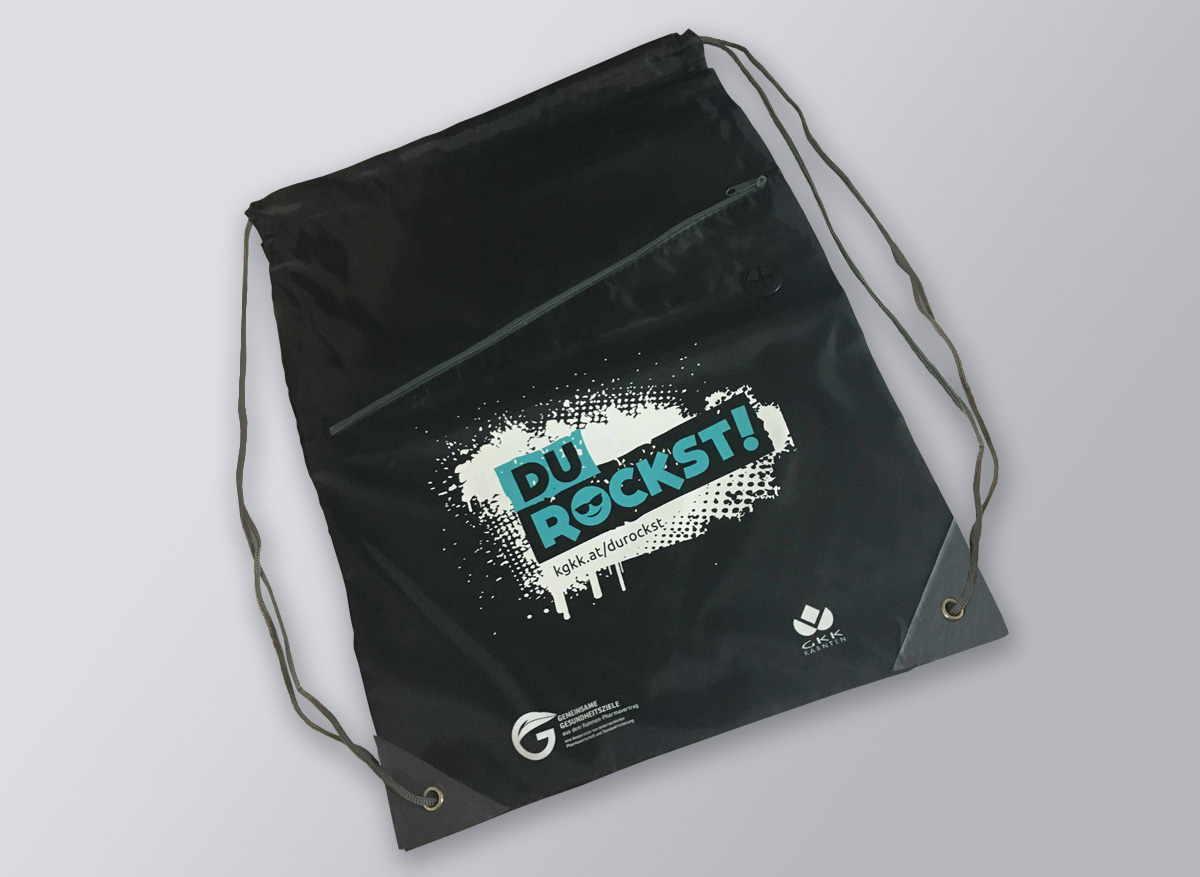 tisk na vrečko 2-barvni