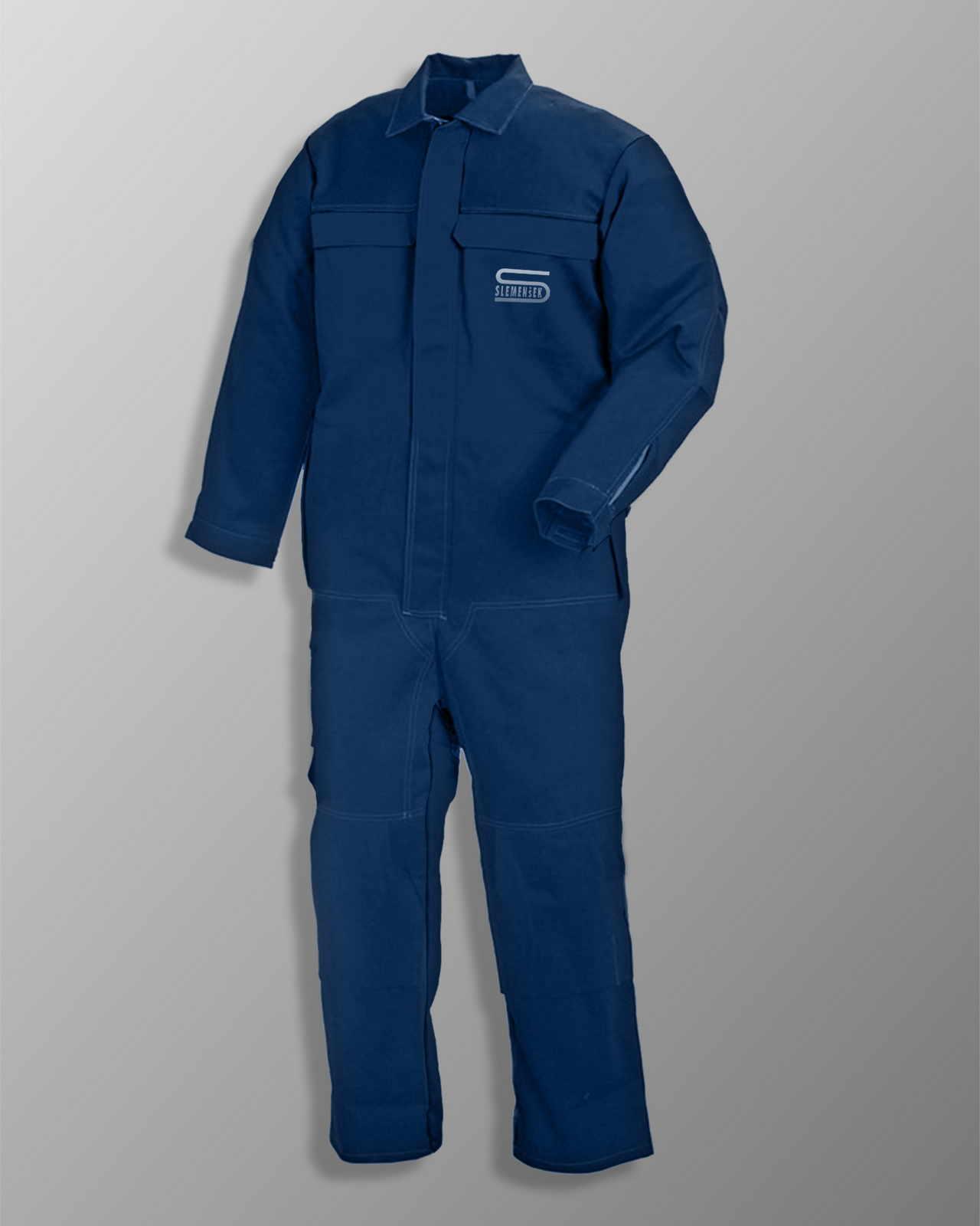 Delovna obleka modra