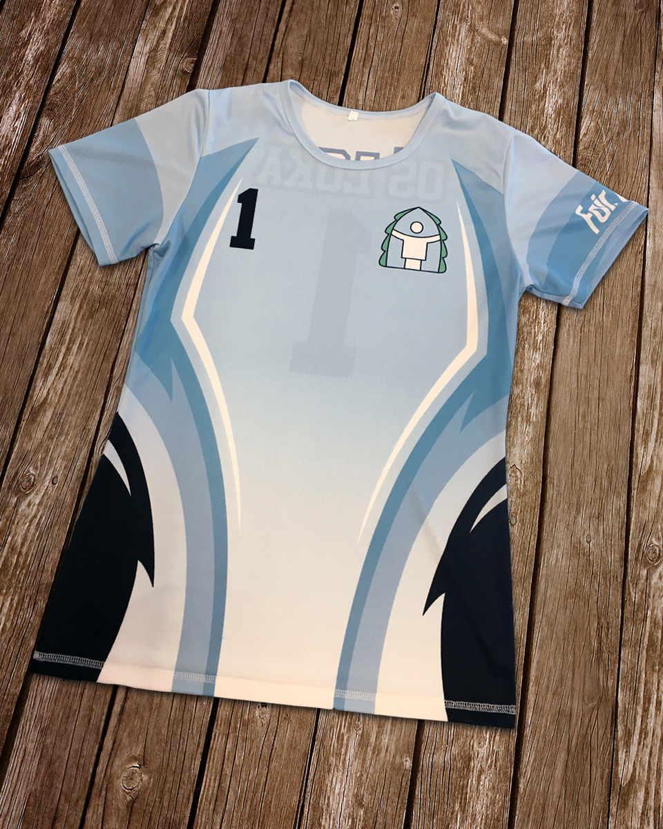 Unikatna športna majica coolmax