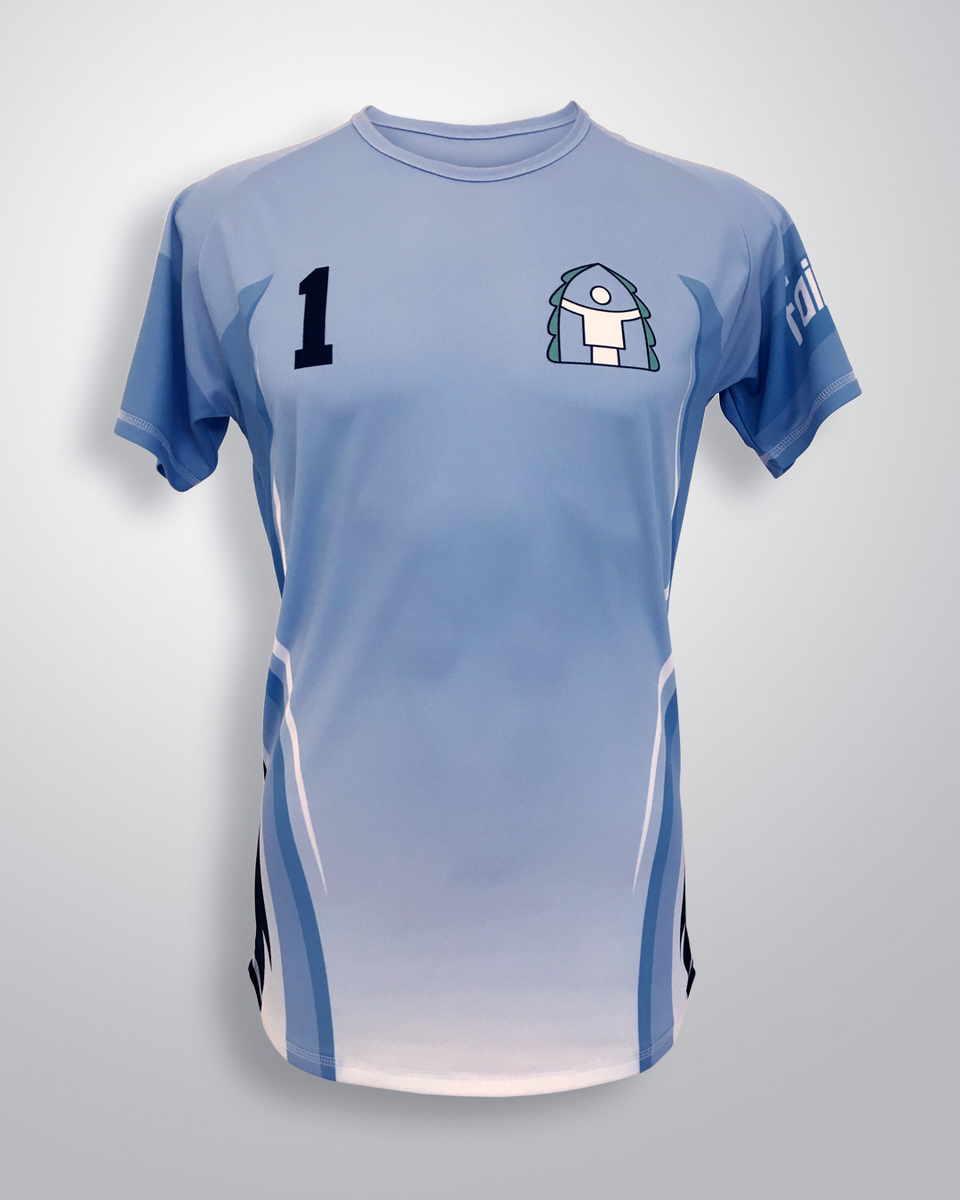 Unikatna moška športna majica OŠ Loka coolmax