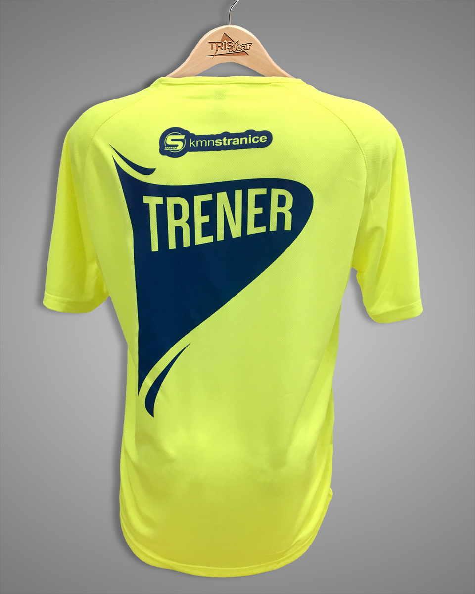 Sublimacijska športna majica Trener